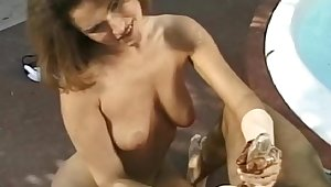 A Tidbit Handjob Breakfast Of A Couple To Relax Load of shit