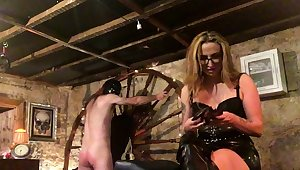 More Fun With Spanky bdsm subjection slave femdom domination